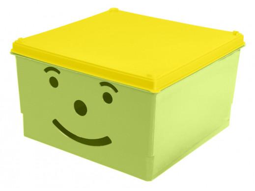 Pojemnik na zabawki Smiley...