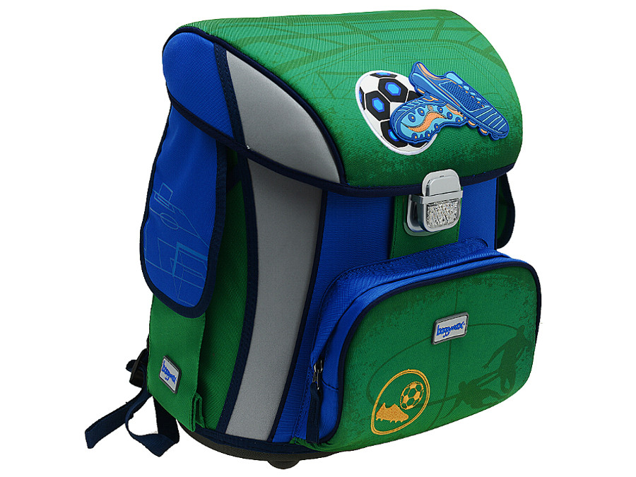 Tornister szkolny Soccer Baggymax
