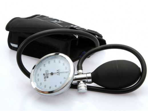 Ciśnieniomierz zegarowy +...