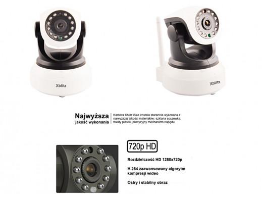 Kamera IP Xblitz iSee...