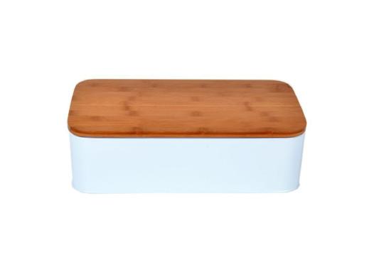 Chlebak stalowy z deską do...