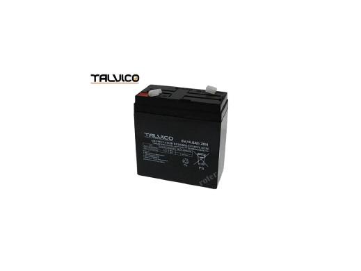 Akumulator żelowy 6V 6AH Talvico