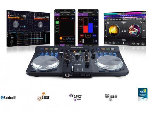 Konsola DJ Hercules...