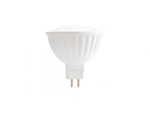 Żarówka LED MR16 G5.3 6W 12V 480lm biała ciepła Ledpol