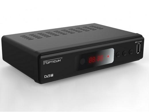 Tuner DVB-T Opticum AX Lion