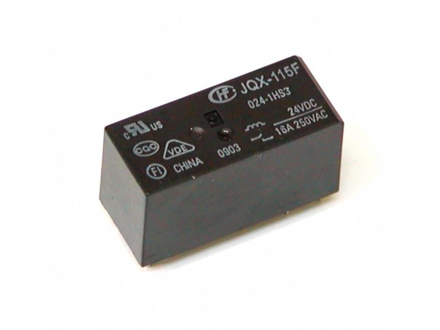 Przekaźnik JQX115F-024-1HS3 24V 16A