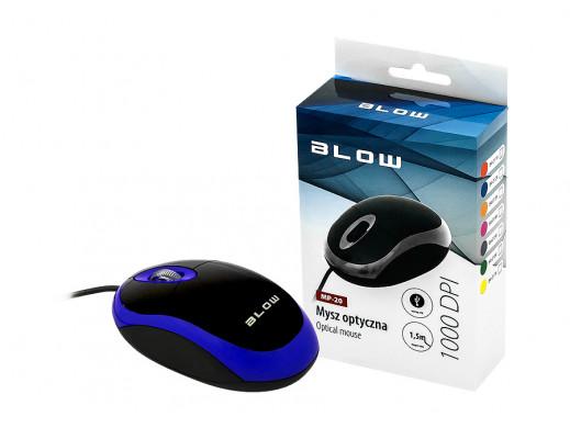Mysz optyczna USB Blow...