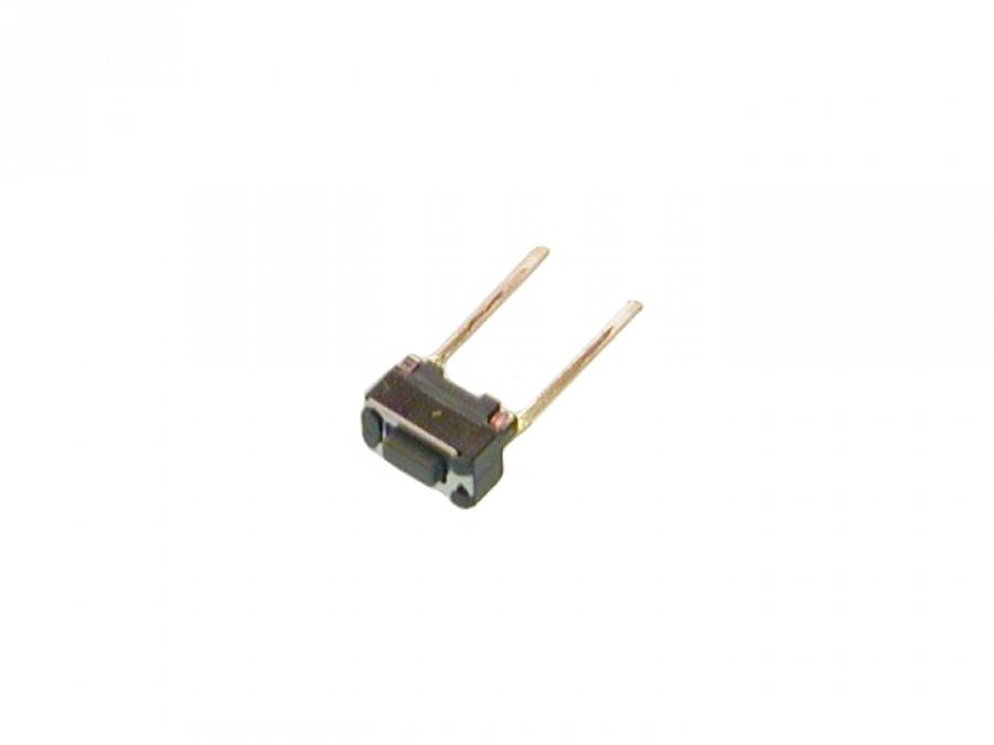 Mikroswitch poziomy prostokąt 3,6*6,6mm H-4mm 2 PIN
