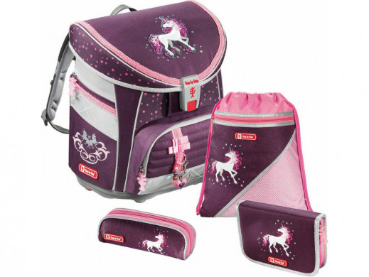 Plecak szkolny Unicorn 4cz...