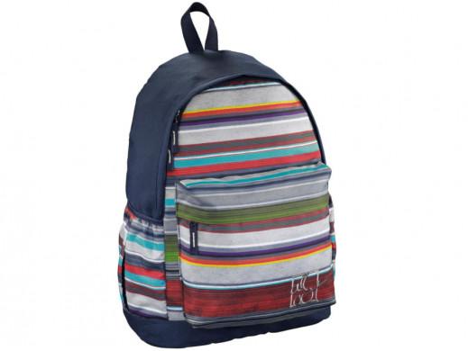 Plecak szkolny All Out Luton Waterfall Stripes