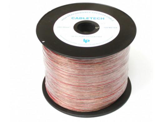 Kabel głośnikowy 2*0,35mm...