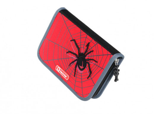 Piórnik z wyposażeniem Black Widow 3D Step by Step Hama