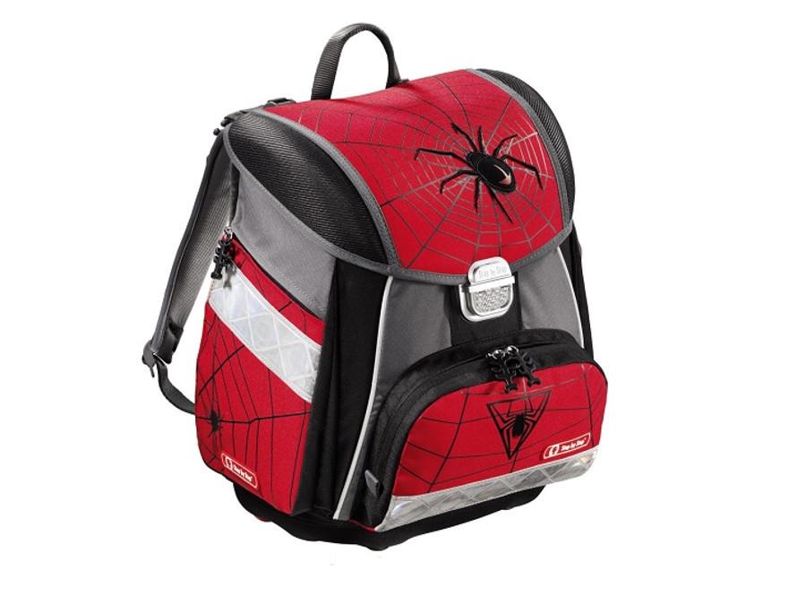 Plecak szkolny Black Widow Touch Hama Step by Step
