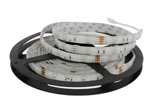 Sznur LED RGB 5050 odcinek 10cm 36W 120st IP65 w silikonie Talvico