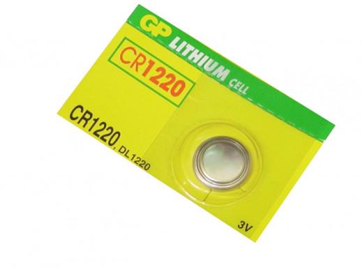 Bateria CR-1220 3V GP