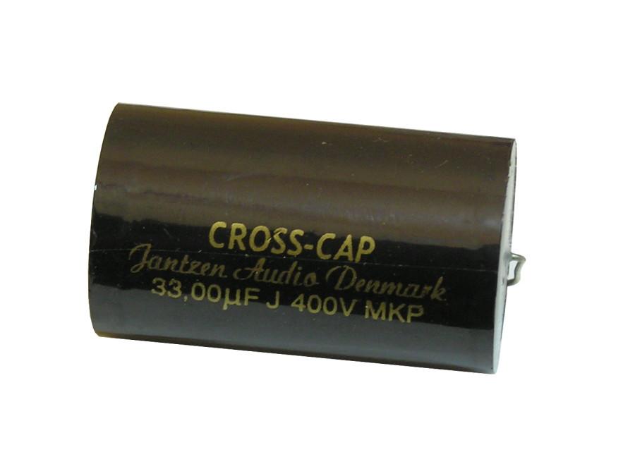 Kondensator głośnikowy MKP 33uF/400V