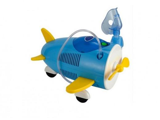 Inhalator tłokowy CN-133 Air Nebulizer samolot Omnibus