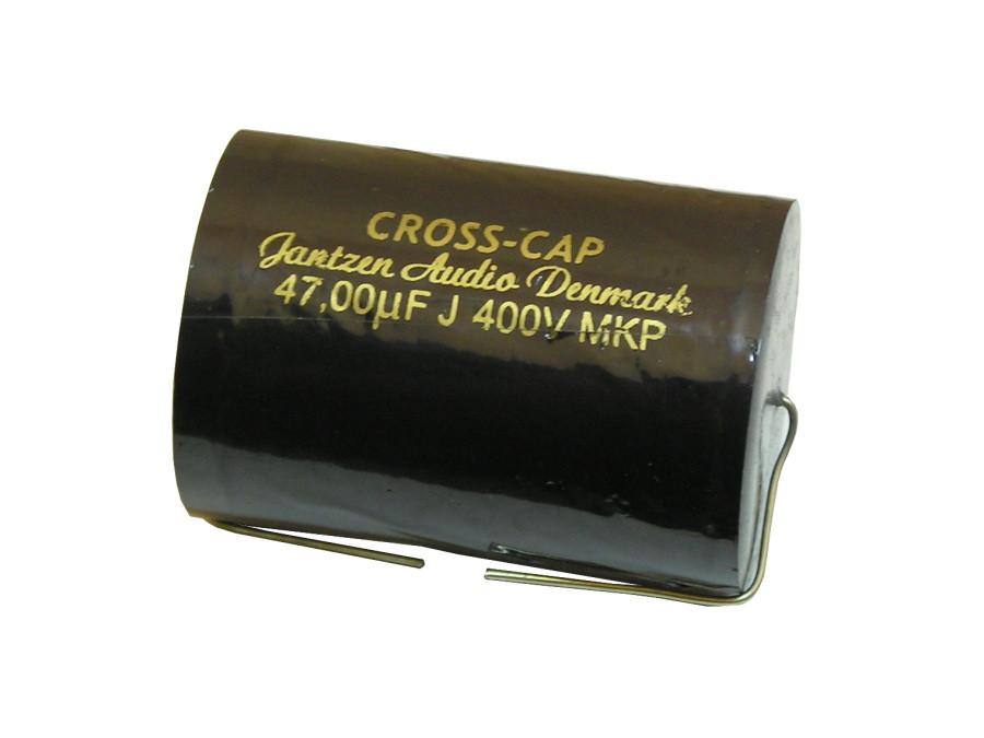 Kondensator głośnikowy MKP 47uF/400V