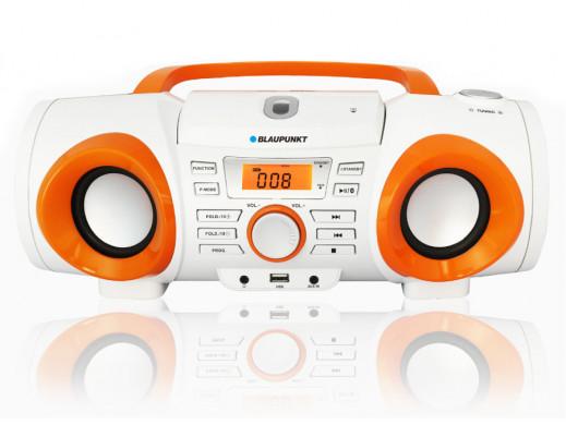 Boombox FM BT/CD/MP3/USB...