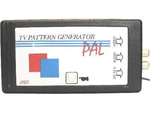 J-214 Telewizyjny generator serwisowy - PAL