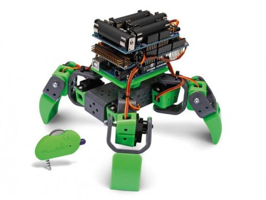 Czworonożny robot Velleman...
