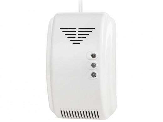 Detektor gazu i czadu 2w1 230V Cabletech