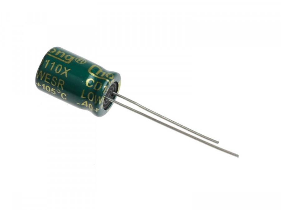 Kondensator elektrolityczny 470uF/16V 105C