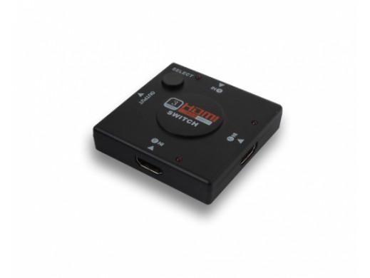 Switch HDMI 1x3 Hdmi CL26 Savio