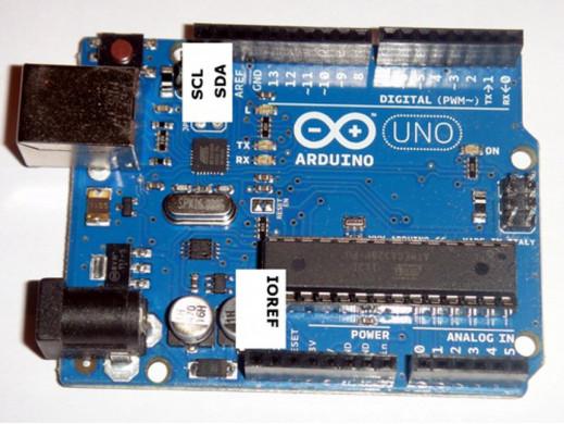 Arduino UNO r3 + kabel klon...