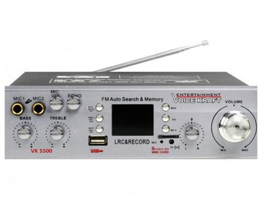 Wzmacniacz VK5500 Voicekraft