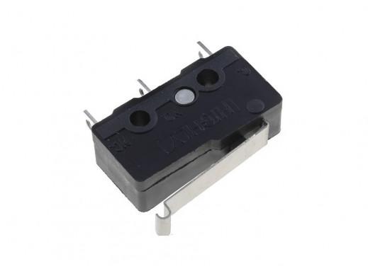 Wyłącznik krańcowy 20mm na kabel z blaszką 28mm SS0504