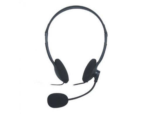 Słuchawki z mikrofonem SK-200 / SK-201