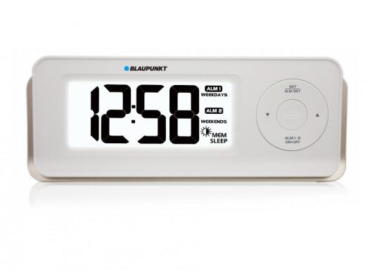 Radiobudzik z USB CR11 Blaupunkt