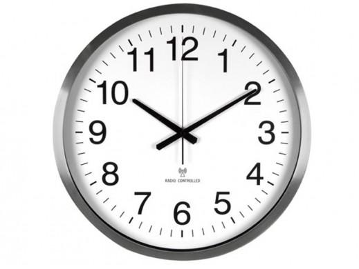 Zegar ścienny DCF 50cm WC50D