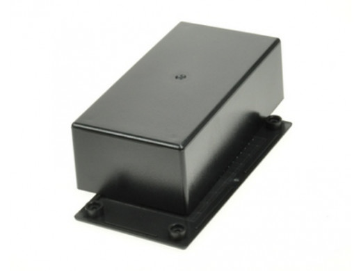 Obudowa G1022B 130x68x44mm uniwersalna czarna