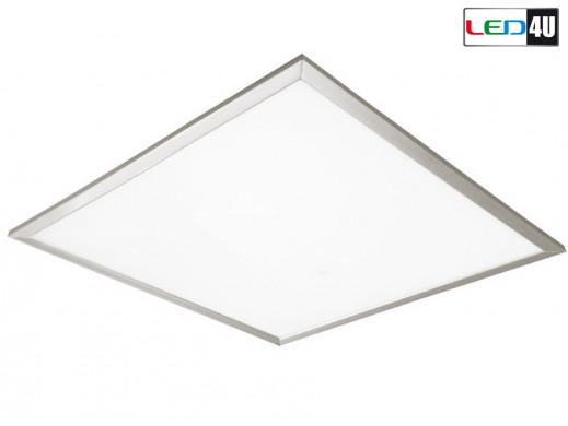Panel LED sufitowy slim Led4U 40W Natural white 4000-4500K LD100 60x60 raster