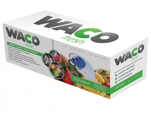Zestaw pakowania próżniowego Waco Fresh Standard