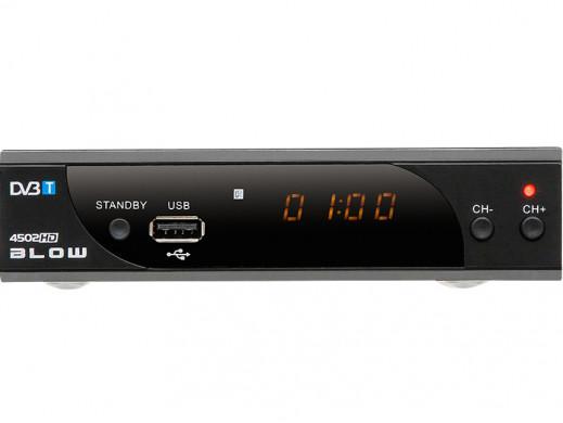 Tuner DVB-T 4502HD Blow