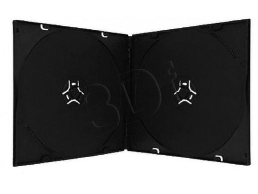 Pudełko 2*DVD compact 9mm