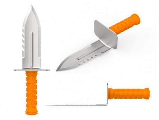 Nożołopatka Deteknix Diamond Digger