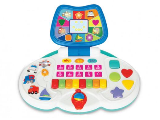 Zabawka interaktywna Dumel Interaktywny Laptop