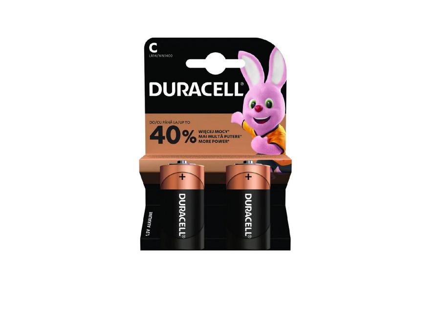 Bateria R-14 1,5V MN1400 Duracell