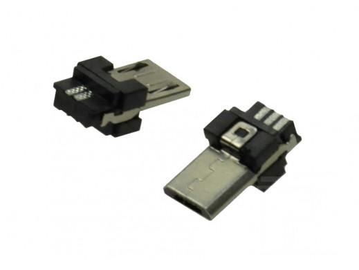 Wtyk micro USB typ B na...