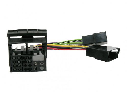 Złącze samochodowe MERCEDES AUDIO10 RADIO-ISO