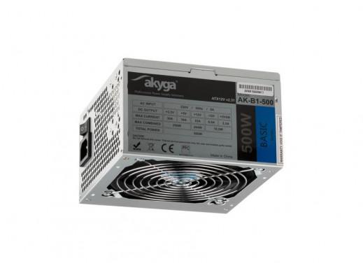 Zasilacz ATX 500W Basic...