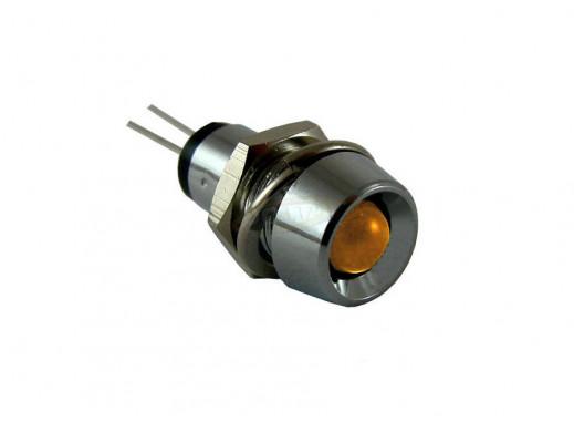 Kontrolka LED L917 5mm pomarańczowa