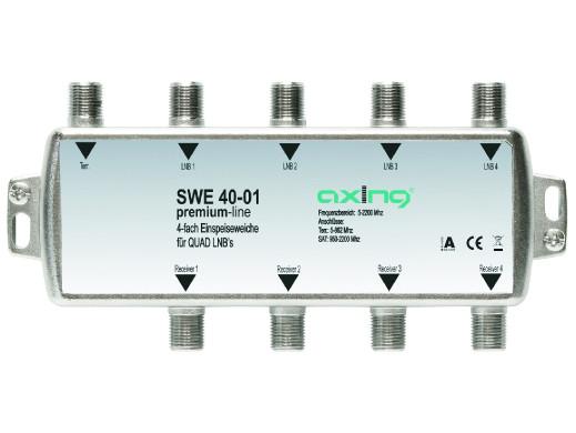 Sumator RTV-SAT SWE 40-01...