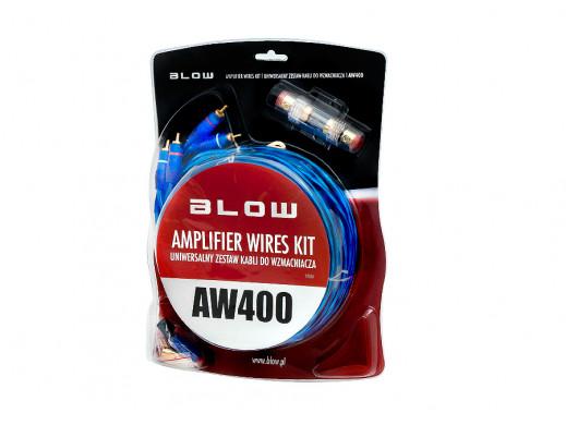 Zestaw do wzmacniacza AW400...