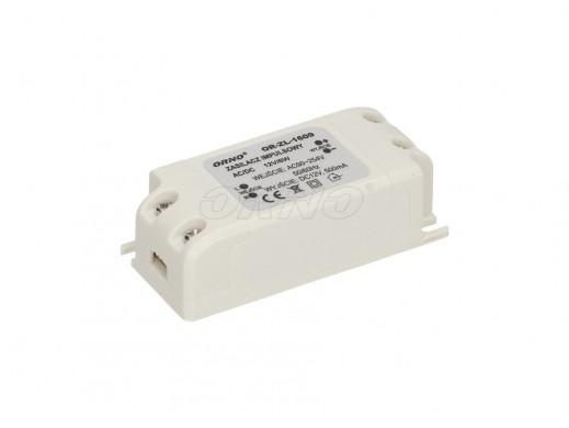 Zasilacz instalacyjny do LED 12V 6W OR-ZL-1609 IP20 Orno