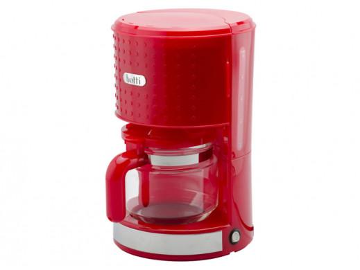 Ekspres do kawy przelewowy Punto Rosso Botti czerw